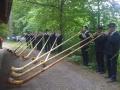 Waldgottesdienst Weier in Thayngen