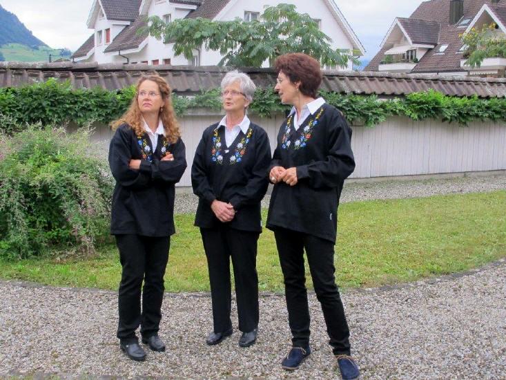 Auftritt in Schwyz 1
