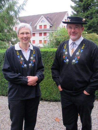 Auftritt in Schwyz