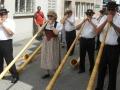 Jodlerfest Schaffhausen, Jodler am Umzug 1