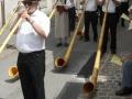 Jodlerfest Schaffhausen, Jodler am Umzug